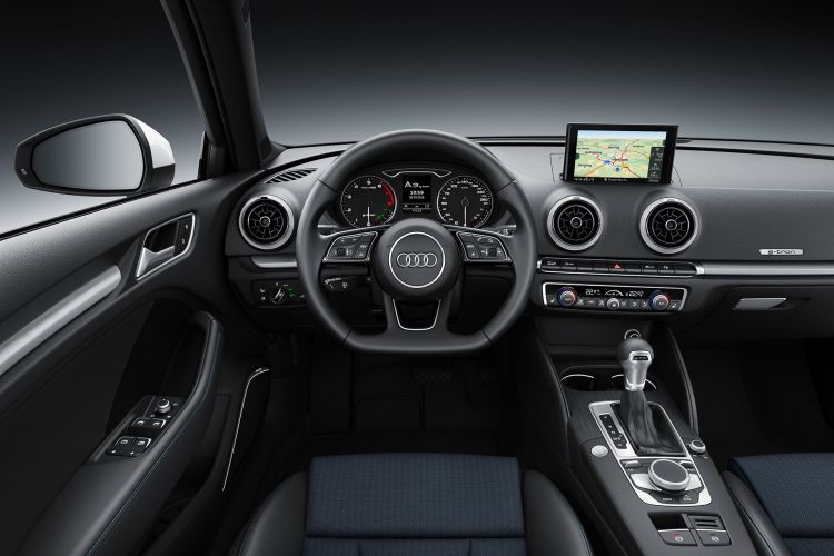 Audi A3 G Tron 2019 Blanco 03