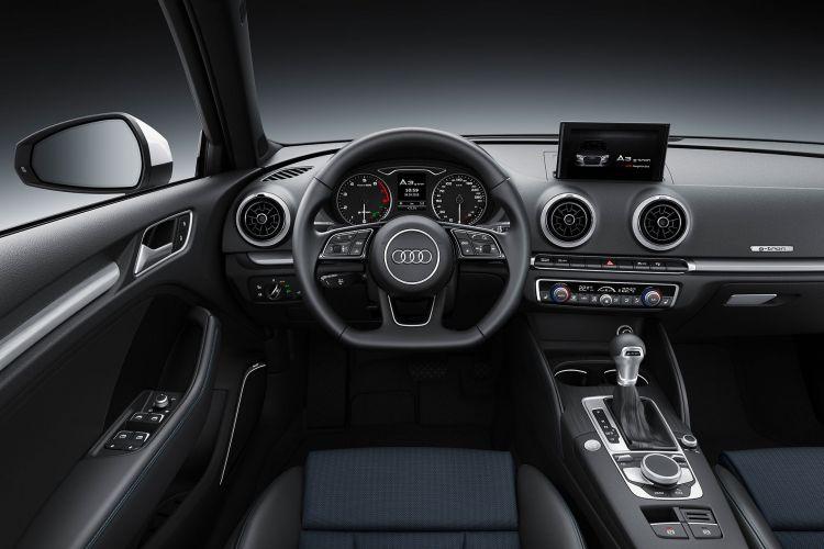 Audi A3 G Tron 2019 Blanco 06