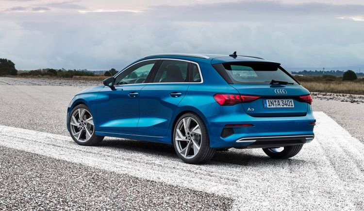 Audi A3 Sportback 2020 0320 002