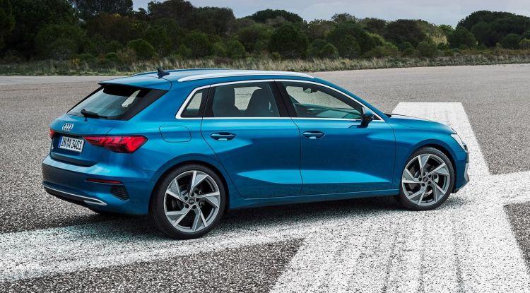 Audi A3 Sportback 2020 0320 004