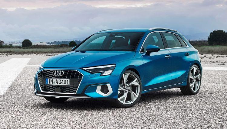 Audi A3 Sportback 2020 0320 005