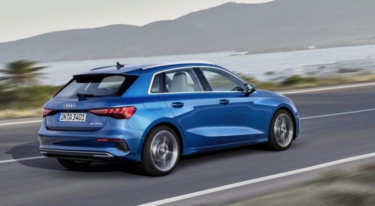 Audi A3 Sportback 2020 0320 010