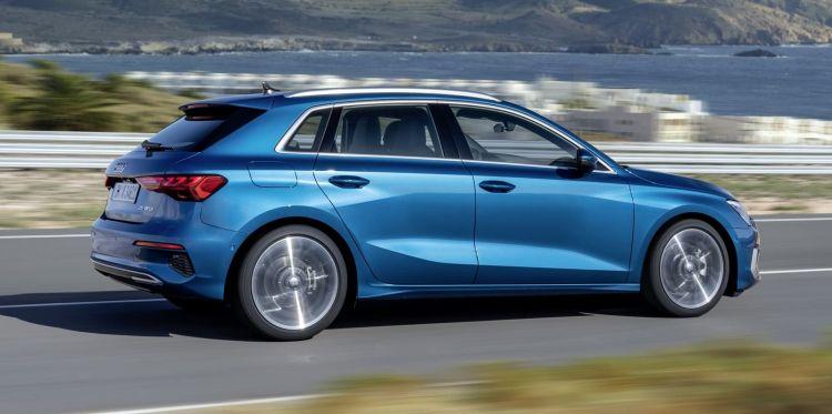 Audi A3 Sportback 2020 0320 011