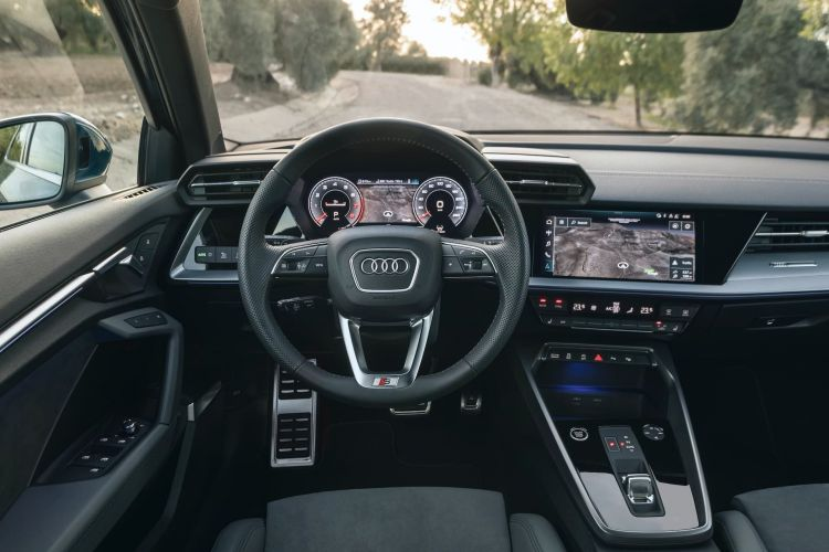 Audi A3 Sportback 2020 Interior Salpicadero 9