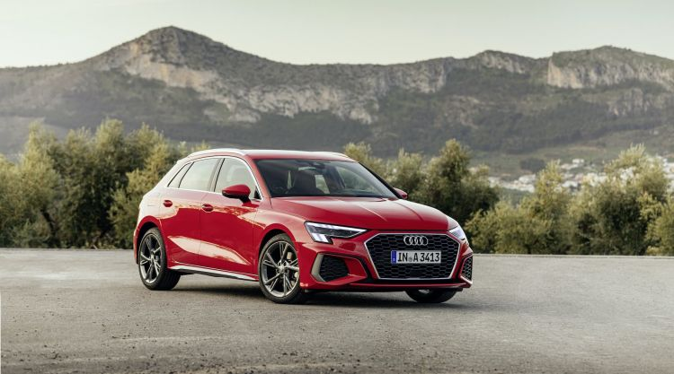 Audi A3 Sportback 2020 Rojo Tango Exterior 6 2