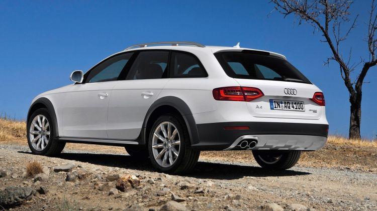 Audi A4 Allroad B8