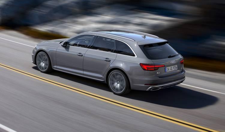 Audi A4 Avant 2018 13