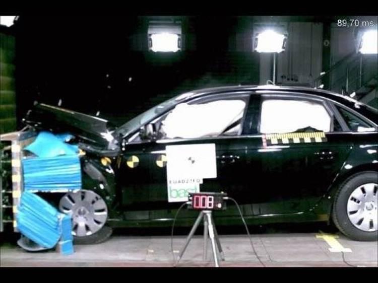 Audi A4 Avant 2.7 TDI Multitronic, a prueba (III)