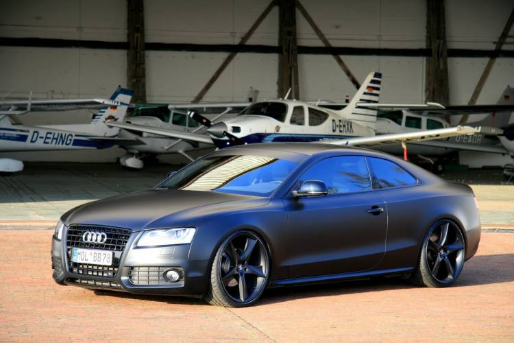 Audi A5 AVUS Performance