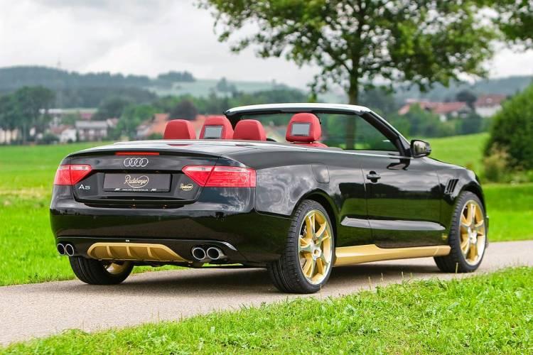 ABT Audi A5 Cabrio Radeberger Pilsner