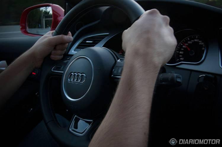Examen de conducir de reciclaje