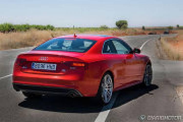Una nueva generación del Audi A5 a finales de 2015