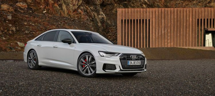 Electrifying Full Size Sedan: The Audi A6 55 Tfsi E Quattro