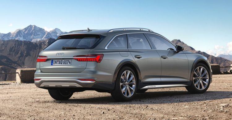 Audi A6 Allroad 2019 0619 016