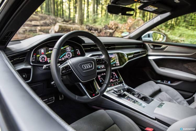 Audi A6 Avant Prueba 12