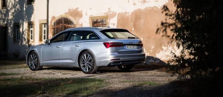 Audi A6 Avant Prueba P