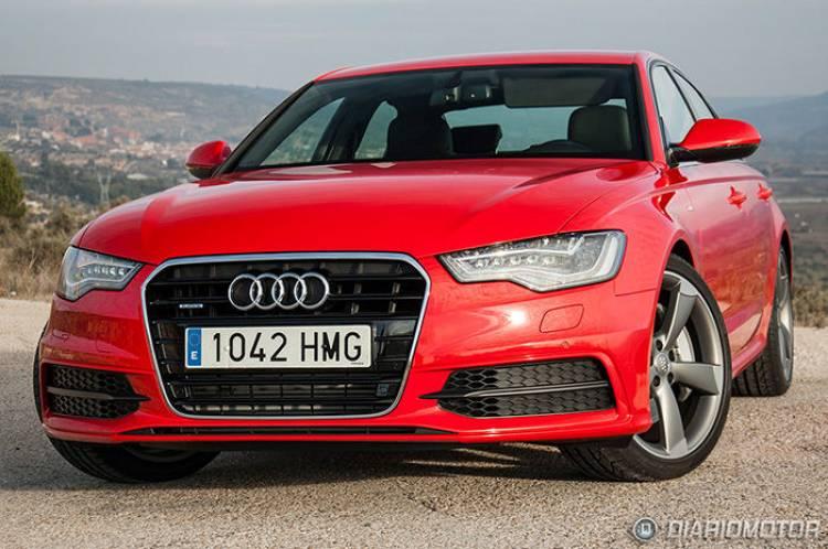 Prueba del Audi A6 3.0 BiTDI