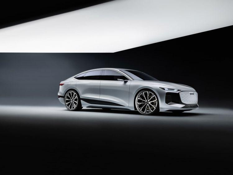 Audi A6 E Tron Concept 14