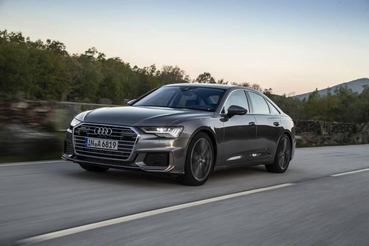 Audi A6 Sedan