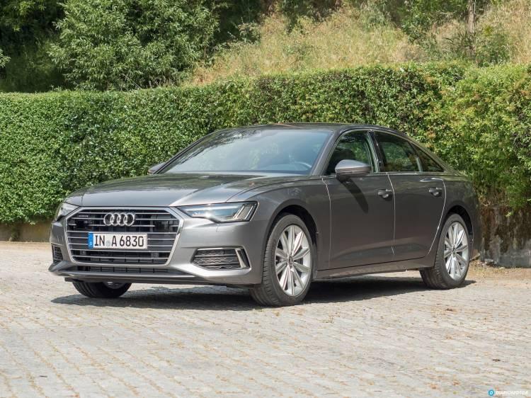 Audi A6 Exterior 00001