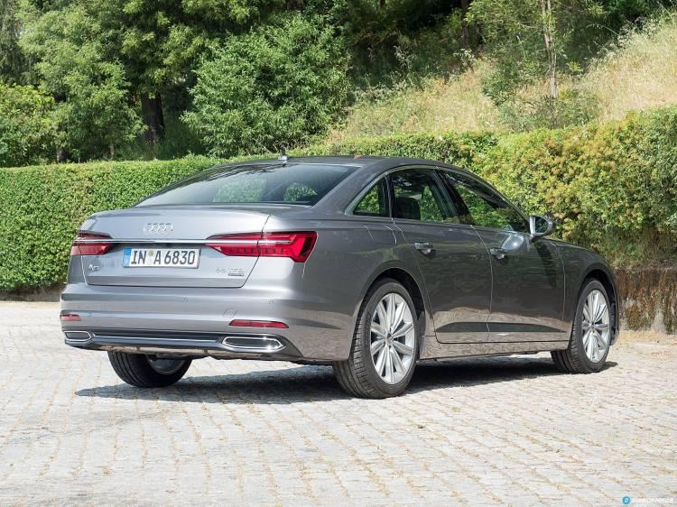 Audi A6 Exterior 00007