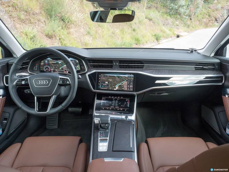 Audi A6 Interior  00001