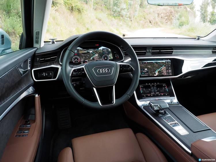 Audi A6 Interior 00002