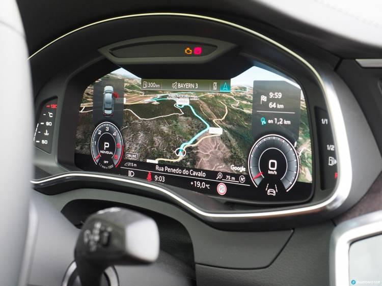 Audi A6 Interior 00008