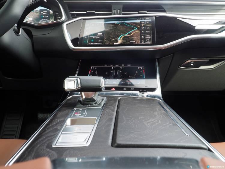 Audi A6 Interior 00010