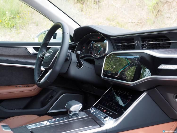 Audi A6 Interior 00012