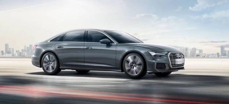 Audi A6 L China P