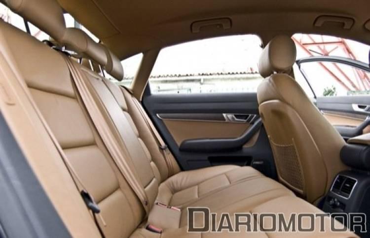 Audi A6 2.7 TDI Quattro S-Line