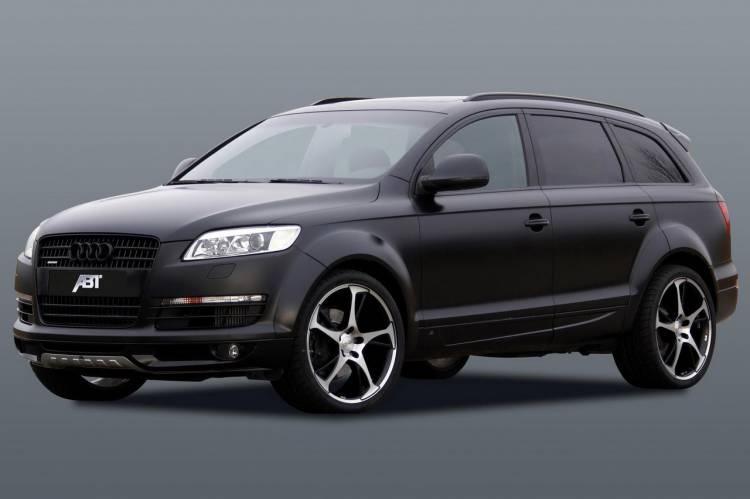 Audi Q7 ABT Carbón Mate