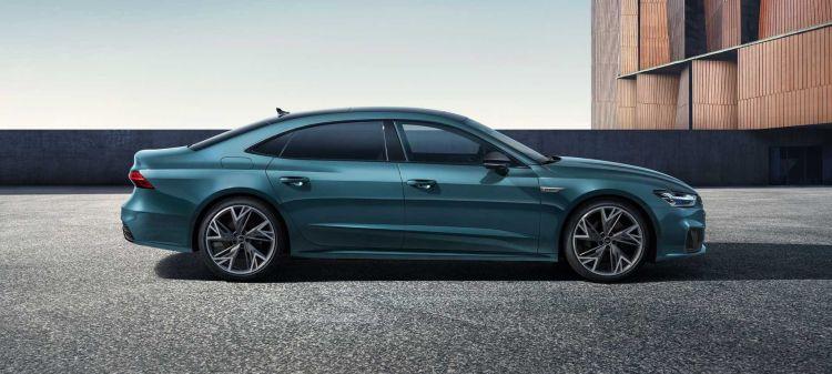 Audi A7 L 2021 P