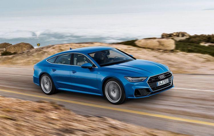 Audi A7 Semi Hibrido