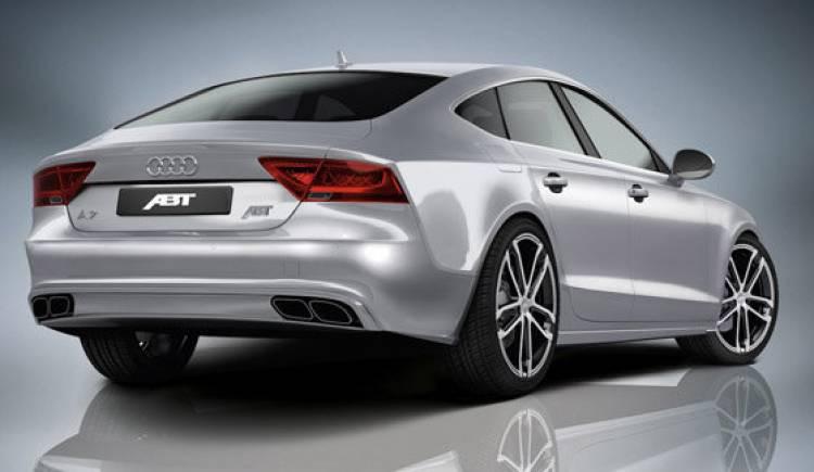 Audi A7 Sportback por ABT