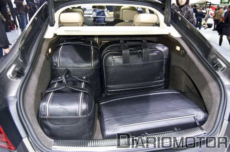 Audi A7 Sportback en el Salón de París