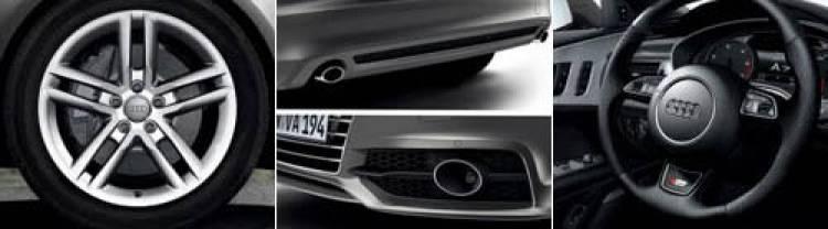 Audi A7 Sportback S-Line filtrado