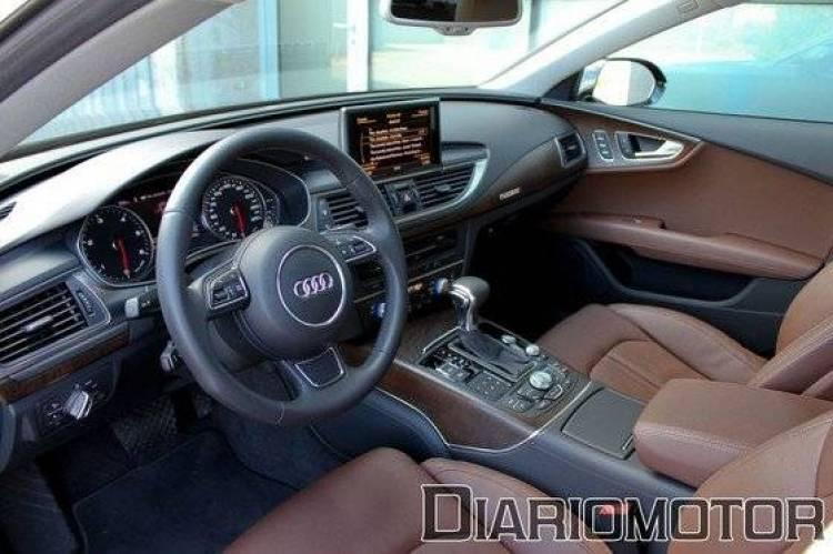 Audi A7 Sportback 3.0 TDI quattro S-Tronic, a prueba (I)