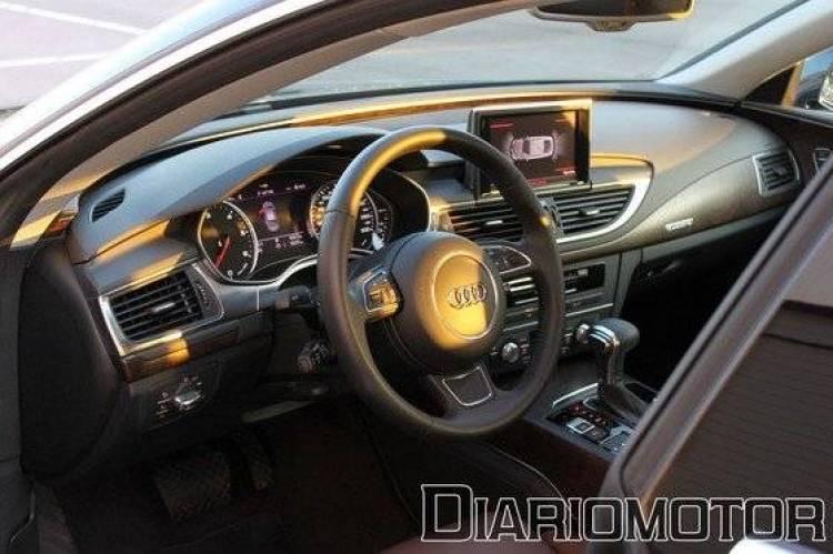 Audi A7 Sportback 3.0 TDI quattro S-Tronic, a prueba (III)
