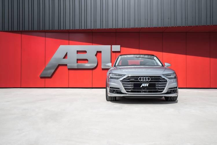 Audi A8 Abt 2