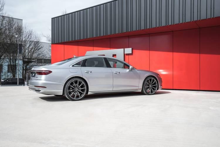 Audi A8 Abt 6
