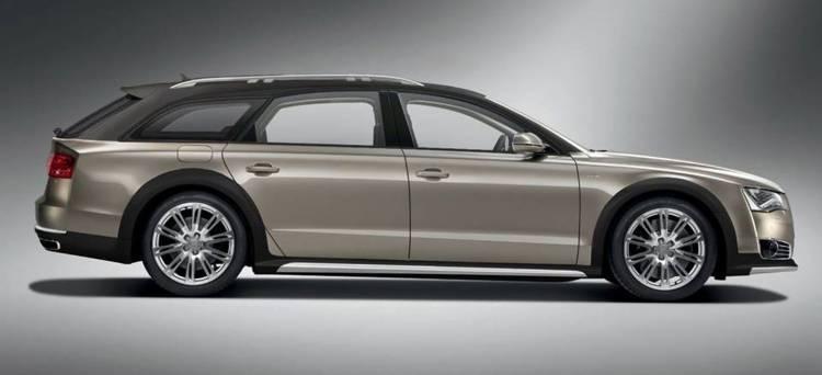 Audi A8 Avant Castagna 1