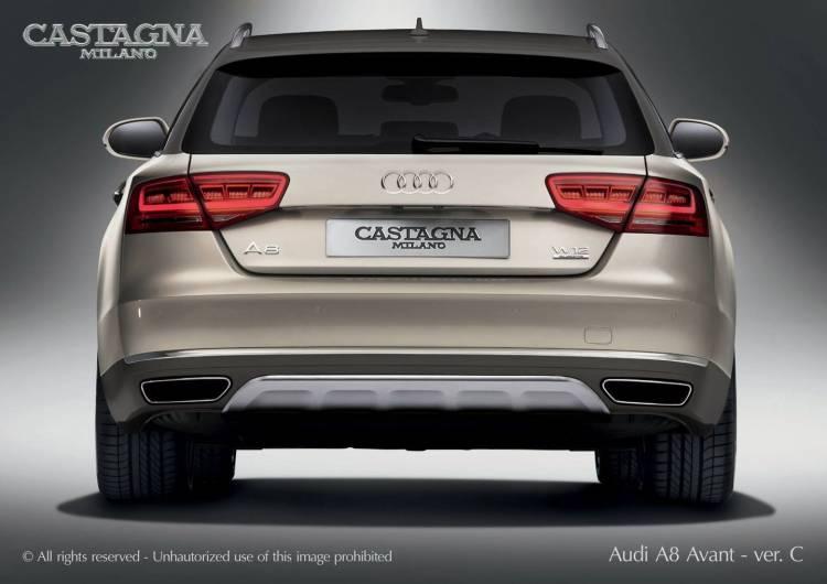 Audi A8 Avant Castagna 2