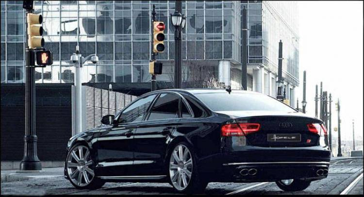 Audi A8 Hofele Design