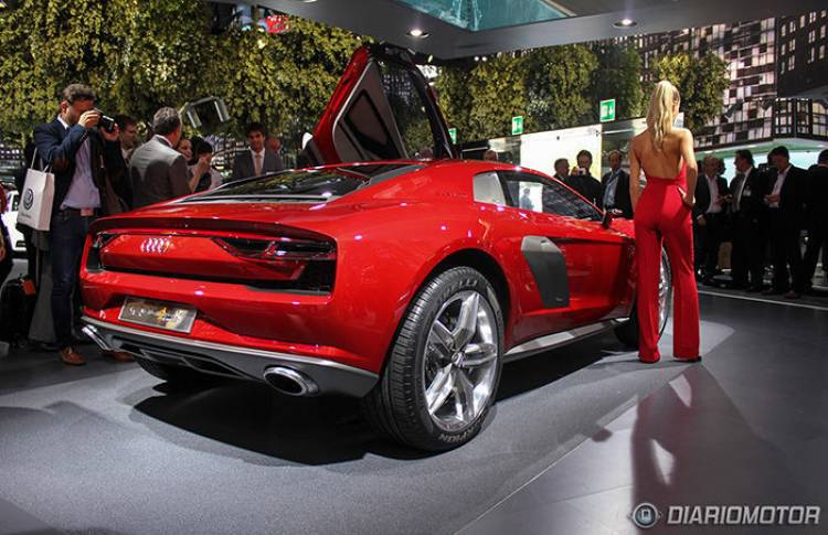¿Se esconde tras el Audi Nanuk Quattro Concept el próximo Audi R8?