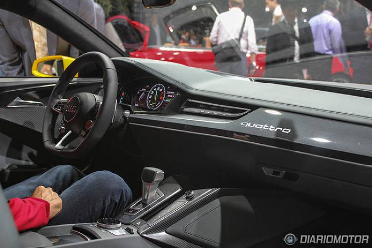 Audi Nanuk Quattro Concept y Sport Quattro Concept, locura germana en Frankfurt