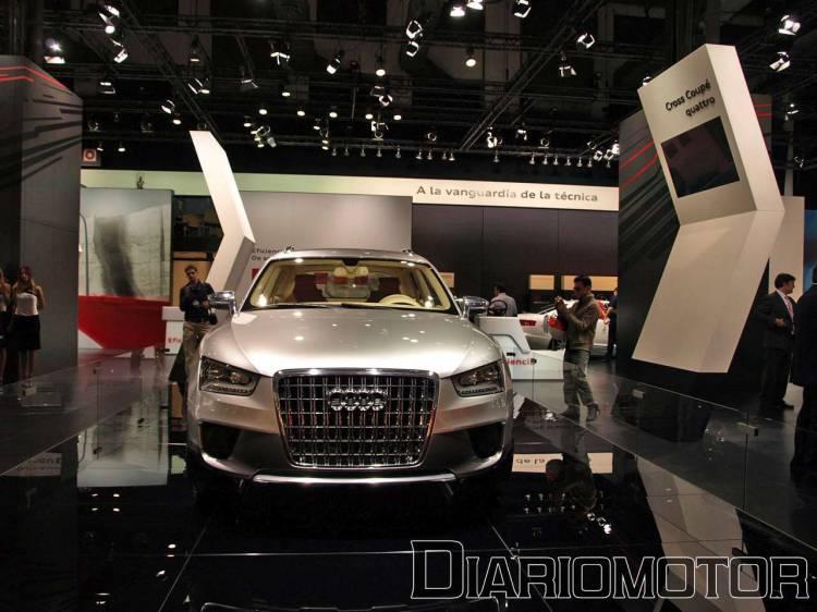 Audi Cross Coupé Quattro Concept en el Salón de Barcelona