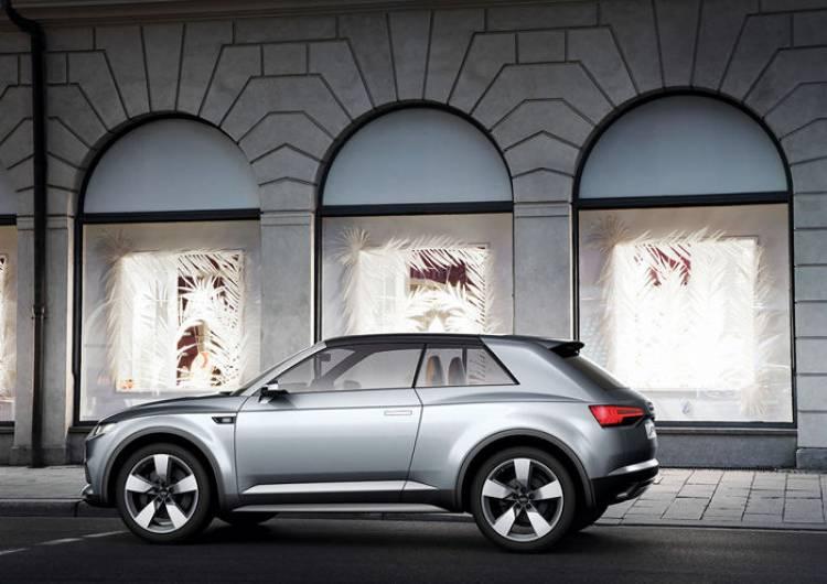 Audi busca crear un modelo capaz de consumir sólo 1 l/100 km