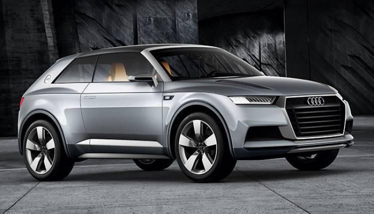 Audi Crosslane, anticipando una nueva línea de diseño